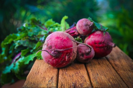 beets foods high in lysine